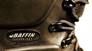 Baffin обувь технология