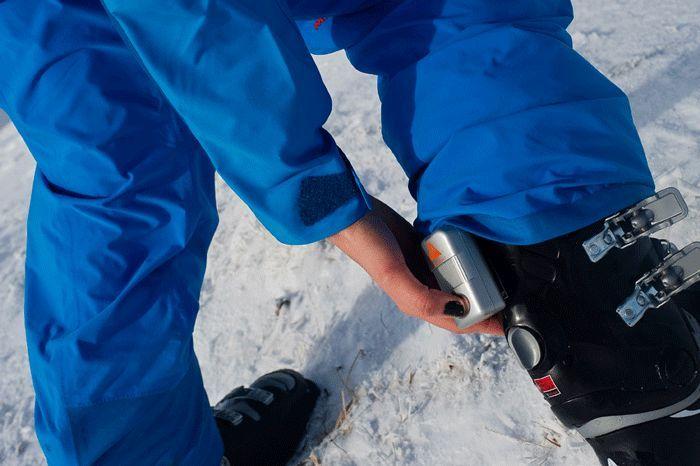 Горнолыжные стельки с подогревом Alpenheat