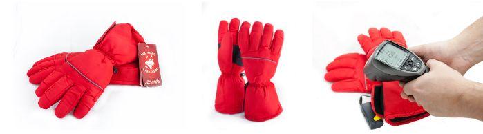 Перчатки с подогревом купить
