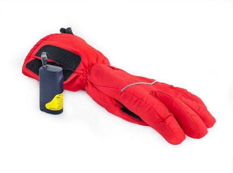 Перчатки с подогрвом