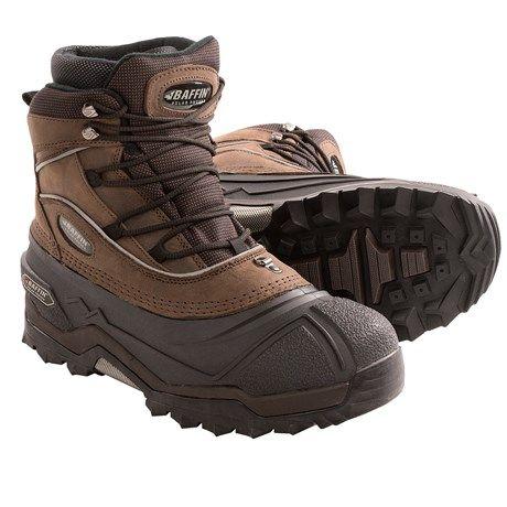 Ботинки Баффин