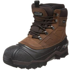 Ботинки Baffin Terrain Worn Brown