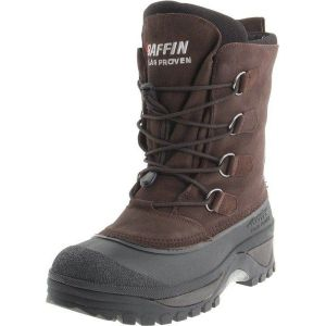 Ботинки Baffin Canadian Brown