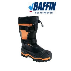Сапоги Baffin Selkirk Black/Expidition Gold
