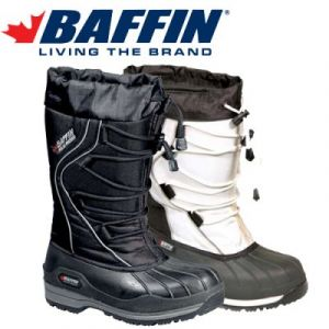 Женские сапоги Baffin IceField White