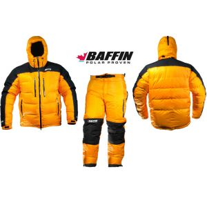 Baffin Polar Pant Expedition Gold