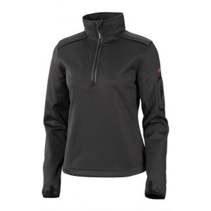 Толстовка Baffin Women's Half-Zip Black