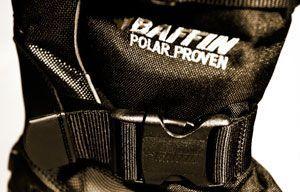 Baffin система шнуровки