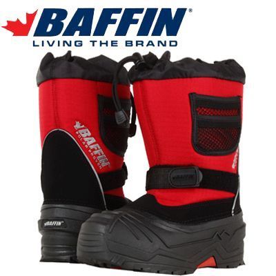 Детская обувь Baffin