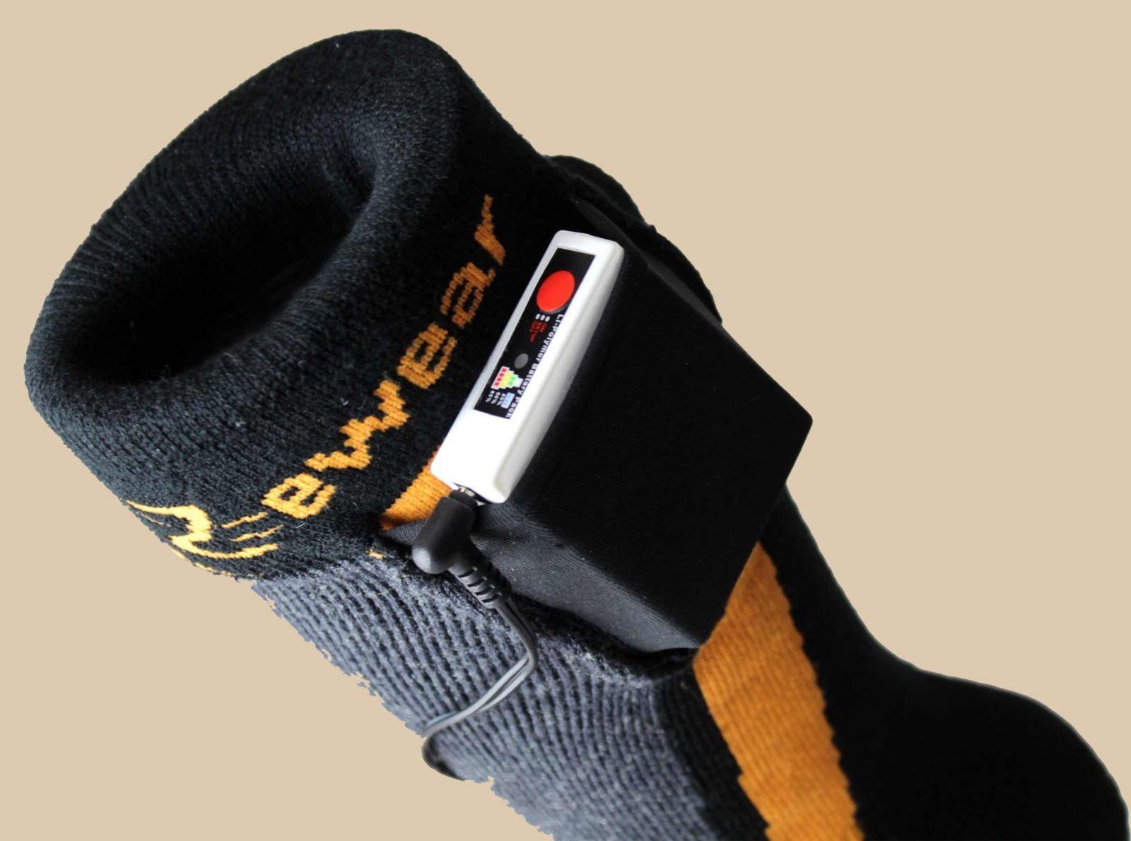 Носки с подогрвом